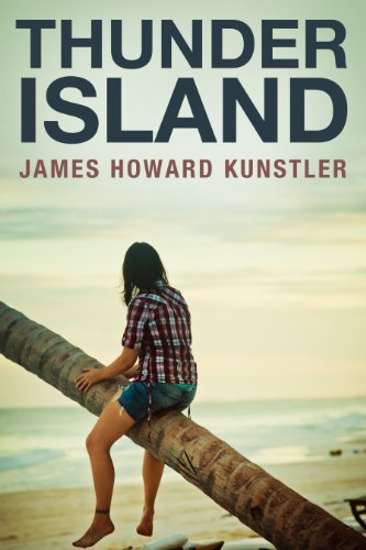 Thunder Island by [Kunstler, James Howard]