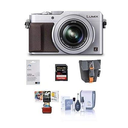 Amazon com : Panasonic Lumix DMC-LX100 Digital Camera, 12 8MP