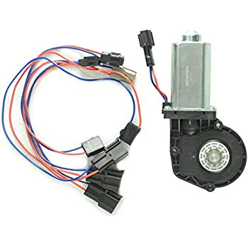 JENCH 1pc New Power Window Lift Motor For Ford Lincoln Mercury