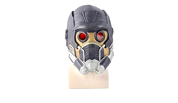 HEROMEN Guardians of The Galaxy 2 Star-Lord Helmet, Halloween ...