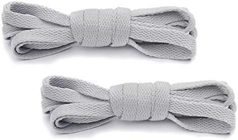 平らくつひも, 高品質靴ひも, シューレースコットン, 緩みにくい靴紐