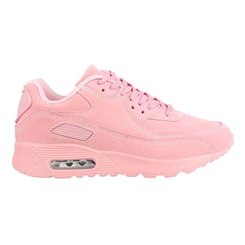 Pink Sport Course Chunkyrayan L Hommes a Elara Femmes De Chaussures Baskets Unisexe qOTzawTp