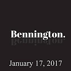 Bennington, Louie Anderson, Adam Ferrara, January 17, 2017