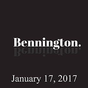 Bennington, Louie Anderson, Adam Ferrara, January 17, 2017 Radio/TV Program