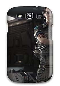 BWGXqtC7535kzKOp DavidEr Alien Isolation Durable Galaxy S3 Tpu Flexible Soft Case