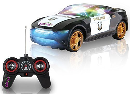 2.4G RC Remote Control Police Car - Colors Vary