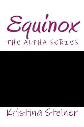 Equinox Alpha Book Kristina Steiner ebook product image