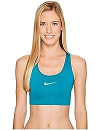 Womens Dri-Fit Racerback Sports Bra Blue M