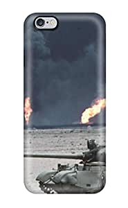 TYH - Iphone 5/5s Case Cover Skin : Dshoujuan Premium High Quality Tank Military Man Made Military Case phone case