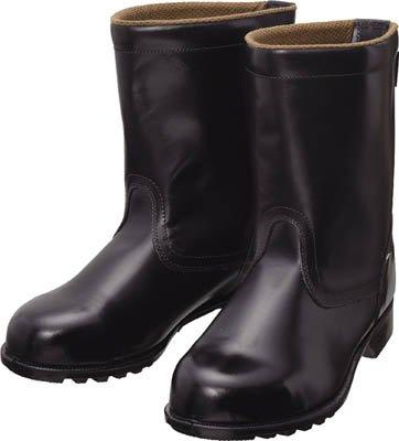 TRUSCO シモン 安全靴 半長靴 FD44 24.0cm FD4424.0 B015DZDEL8