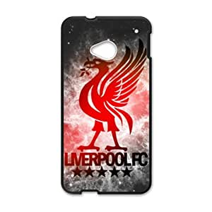 Happy Liverpool FC Cell Phone Case for HTC One M7