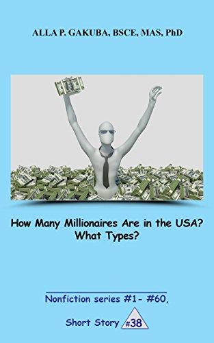 Millionaires in usa
