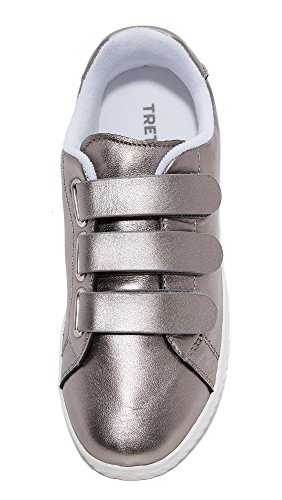 Tretorn Suede Women's Gris CARRY2 Sneaker Grey 8TaOHq8