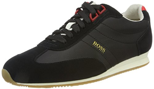 BOSS ORANGE Orland Low Mens Sneakers Black