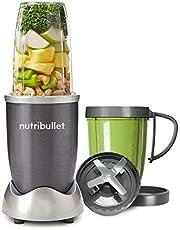 NutriBullet 600 Superfood Nutrition Extractor, Blender & Mixer System (8-Piece Set)