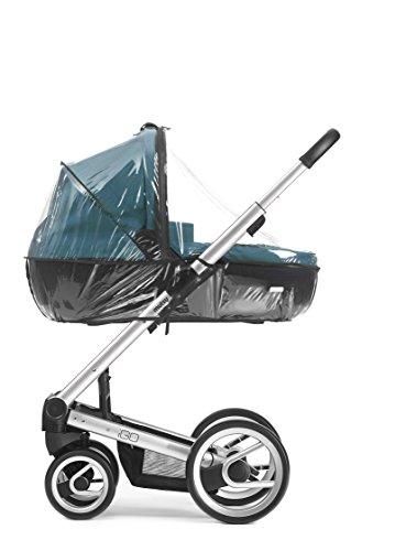 Mutsy Rain Cover (Mutsy Igo Stroller Bassinet Rain Cover, Clear)