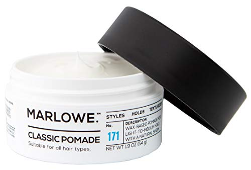 MARLOWE. Classic Pomade for Men No. 171 | 1.9 oz |...