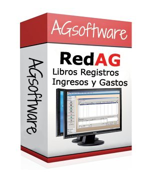 RedAG 5 - Software de Gestión Ingresos-Gastos: Estimación Directa/Objetiva: Amazon.es: Software