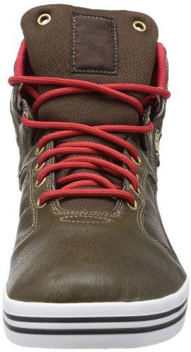 Puma Tatau Mid L Gtx Herren Hohe Sneakers Braun (chocoladebruine-haute Rood-brons-zwarte Koffie 03)