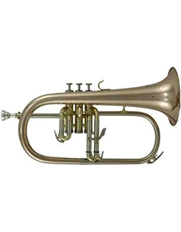 Flugelhorns Brass Musical Instruments Dj Amazoncouk