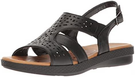 Easy Street Women's Bolt Flat Sandal
