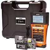 Brother PTE550W - Rotuladora electrónica profesional (conexión PC y WiFi)