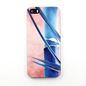 Case for Apple iphone 4s Line Drawing Geometric Patterned Abstract Famous Popular Classic Trendy Vintage Matte