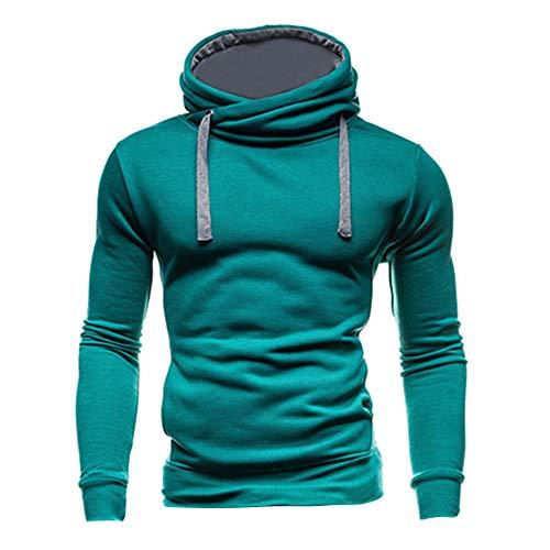 Coat Longues Manteau Hommes Hauts Blouson Vert Luckycat Zippé Classique Veste Retro Capuche Homme Sweat À Trench Manteaux Sport Décontracté Manches 1ZwIxq8