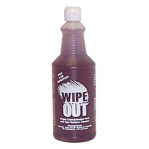 Wipe Out All Purpose Surface Cleaner For Swimming Pools