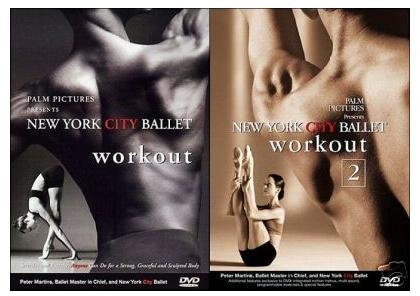 new york city ballet workout 2 - 4