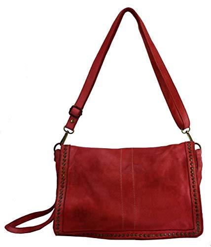à Rouge l'épaule femme 0200 à B2050 M Rouge porter Sac pour BZNA 1wWFq0nzUw