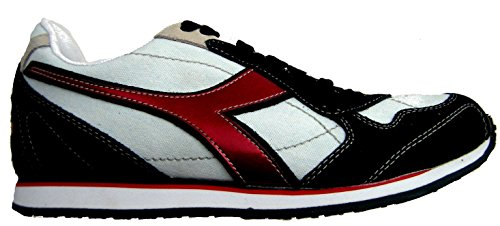 Diadora - Zapatillas para hombre azul Blu-Bianco-Rosso taglia unica