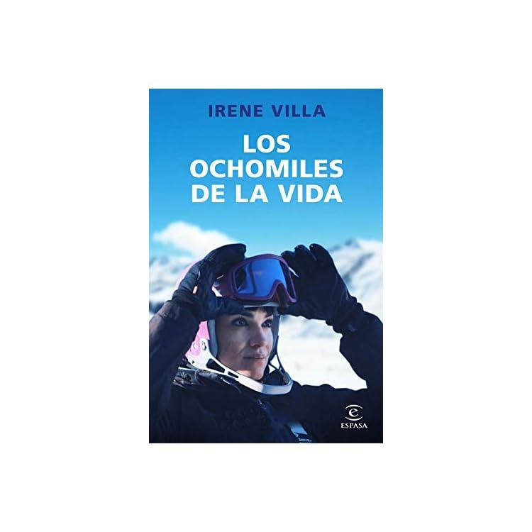Reseña del libro Los ochomiles de la vida de Irene Villa