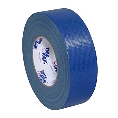 "Tape Logic T987100BLU3P, 10.0 Mil Duct Tape, 2"" x 60 yd, Blue (Pack of 3) from Tape Logic"