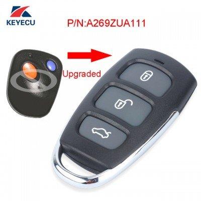 Amazon.com  Keyecu Remote Car Key Fob for Subaru Baja Forester ... f3d004513b