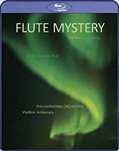 Flute Mystery by Fred Jonny Berg [Blu-ray Audio]