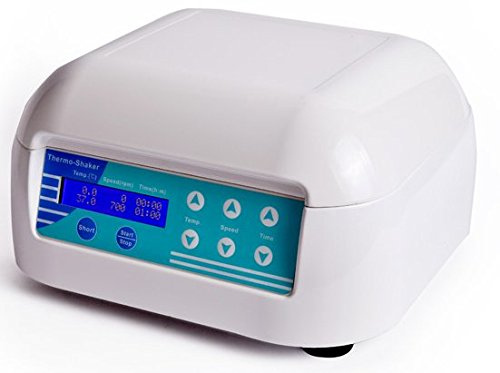 Huanyu Instrument ST60-4 Micro-Plate Shaker Incubator with 4 pcs of Plates LCD display