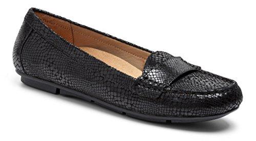 9b4b9da23f2 Vionic New Women s Chill Larrun Loafer Black Snake 8 - Buy Online in Oman.