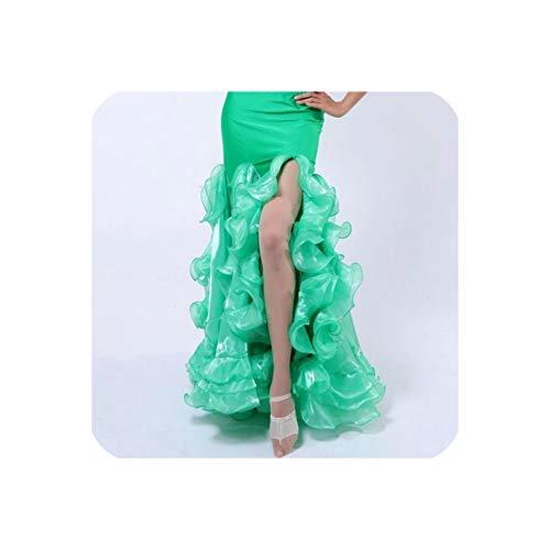 Skirt 8 Colors Sexy Skirt Side Split for