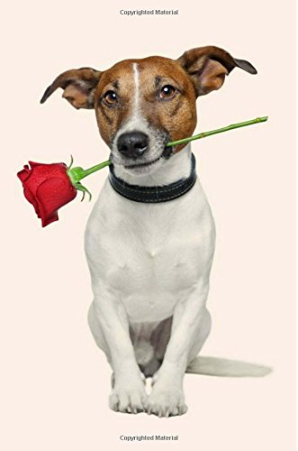 Download Jack Russell: Artified Pets Dog Journal/Notebook/Diary (Jack Russell Terrier Lovers) (Volume 1) pdf