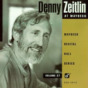 At Maybeck - Maybect Recital Hall Series # 27 by Denny Zeitlin