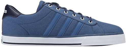 adidas NEO Men's Daily Lifestyle Skateboarding Sneaker Ash Blue/Ash Blue clearance manchester great sale H1txW