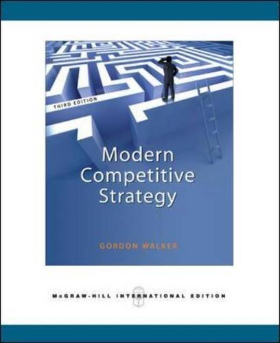 Modern Competitive Strategy pdf