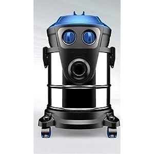 HUBERTT Wet and Dry Vacuum Cleaner HNT 20, Blower -1400 Watts -20 litres (Black)
