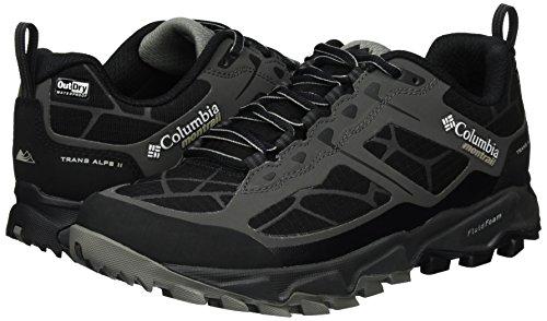 gris Noir Alps De Course Chaussures Columbia Pour Trans Pied Noir Ii Outdry Fonc Trail Homme x7TXx6w4q5