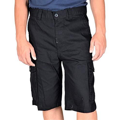 LRG Men's Core Collection Classic Cargo Short Black W38