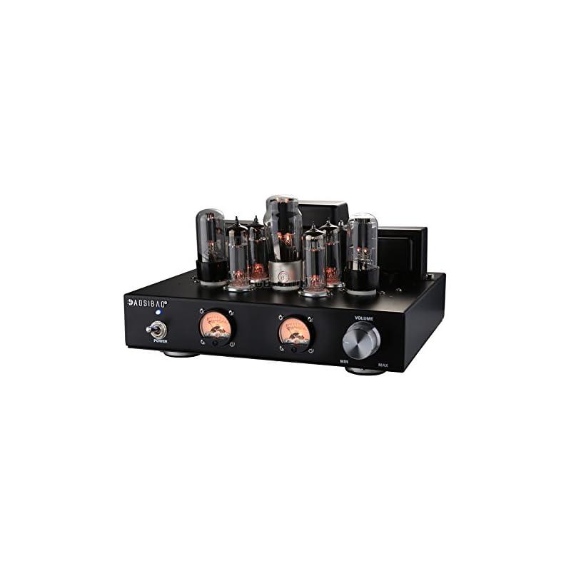 Nobsound 6P1 6.8W 2 Vacuum Tube Power Am