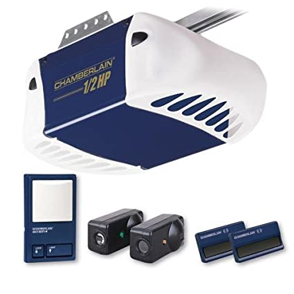 chamberlain pd432d 12 horsepower screw drive garage door opener - Garage Door Opener Amazon