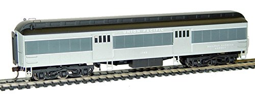 Rivarossi HO Scale Pullman 60' Baggage #1702 Union Pacific Train