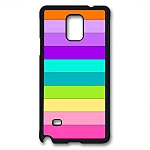 iCustomonline Striped Pattern Case for Samsung Galaxy Note 4